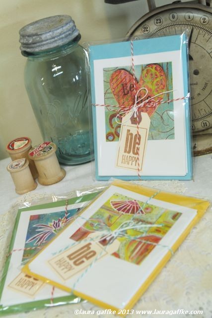 These card packs are popular as teacher & hostess gifts as well as being fun to send.