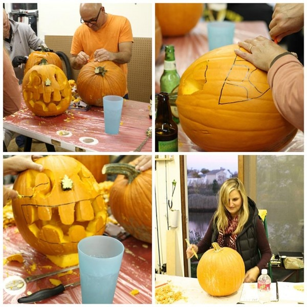pumpkin carving party2014.WEB
